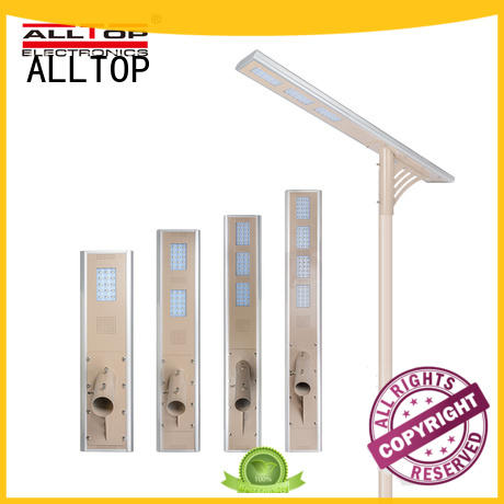 sensor solar lamp factory price for highway ALLTOP