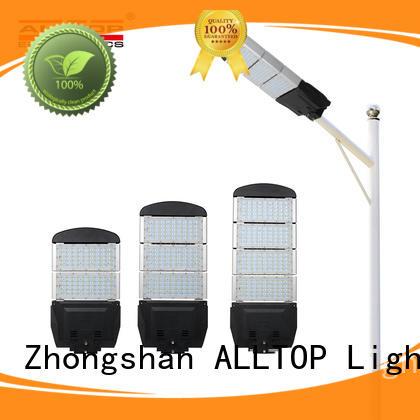 ALLTOP luminary led streetlights supply for high road