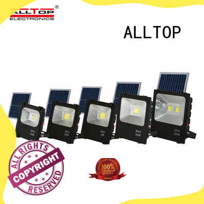 waterproof solar powered flood lights outdoor custom for stadium