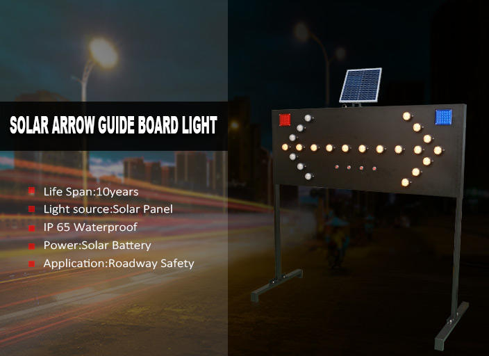 ALLTOP -Solar Traffic Light | Alltop Solar Road Safety Signs Board Traffic Guide-1