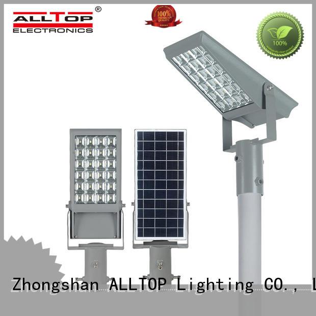 ALLTOP energy-saving solar flood lights supply for spotlight