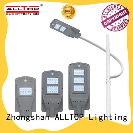 ALLTOP automatic solar street light factory wholesale for road