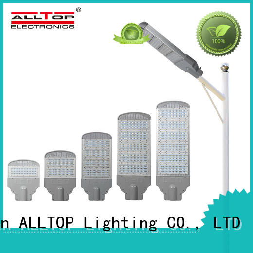 ALLTOP super bright led street light china supplier for park
