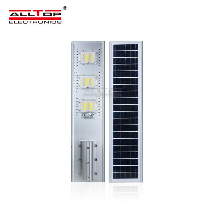 ALLTOP solar pole lights free sample for road-3