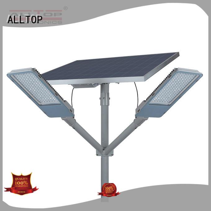 ALLTOP top selling solar led street lamp latest design for playground