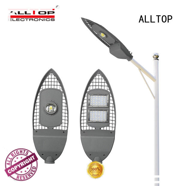 100w led street light low price for facility ALLTOP