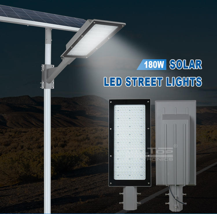ALLTOP -Professional Solar Led Street Light Solar Powered Street Lights Residential-1