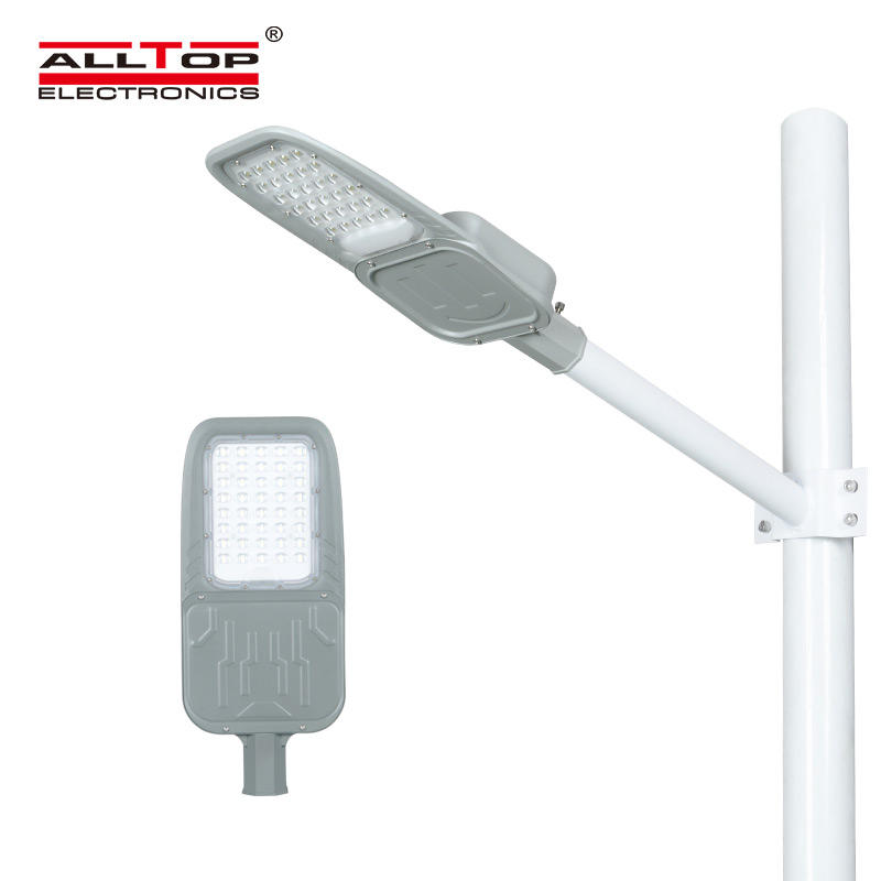 ALLTOP super bright customized 60w integrated solar street light factory for workshop-2