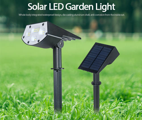 ALLTOP waterproof solar yard lights bulk production for decoration-2