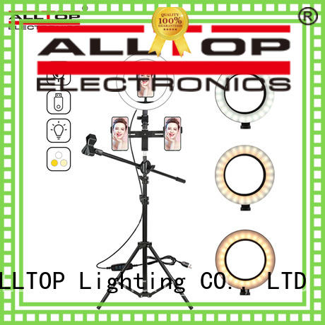 ALLTOP top brand photo ring light wholesale for family