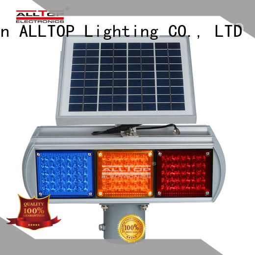 low price traffic light lamp portable for safety warning