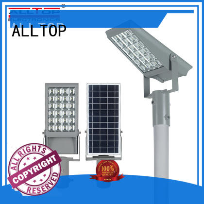 ALLTOP solar flood lamp manufacturers for stadium
