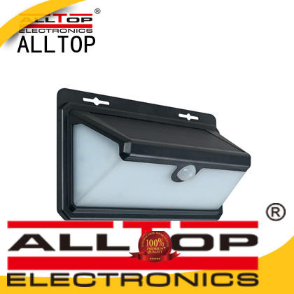 high quality solar led wall pack portable highway lighting