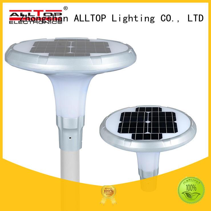ALLTOP solar light for road supplier for garden