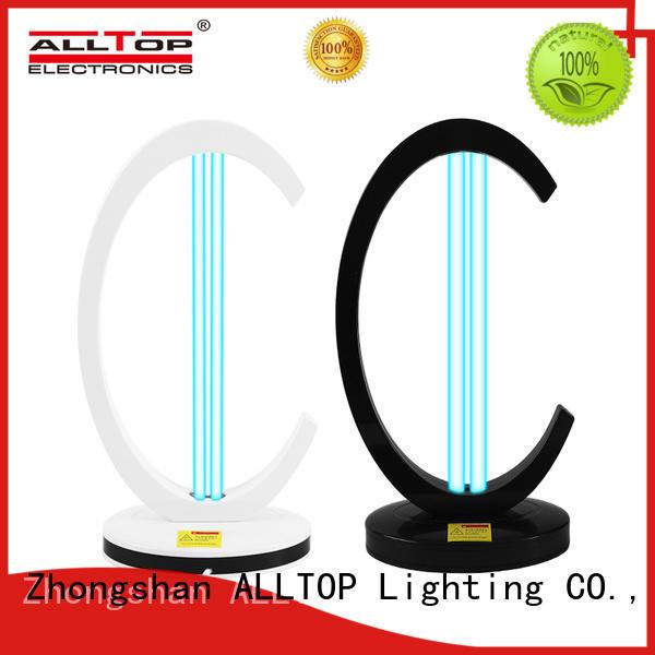 ALLTOP uv lamp germicidal manufacturers for bacterial viruses