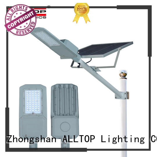 ALLTOP solar light for road latest design for lamp
