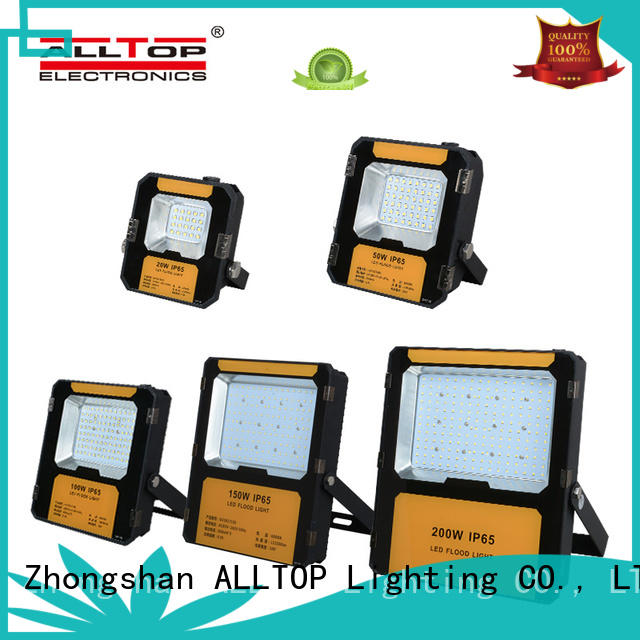 ALLTOP led flood light bulbs at discount for street