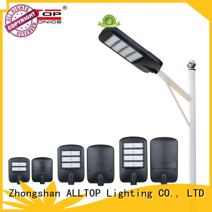 ALLTOP led street light china manufacturer for facility