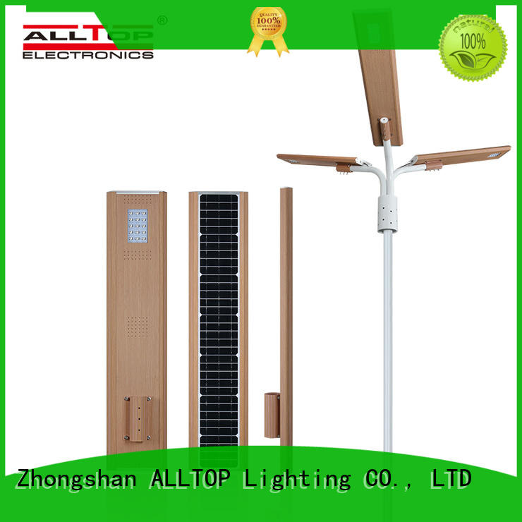 adjustable all in one solar street light factory factory direct supply for road