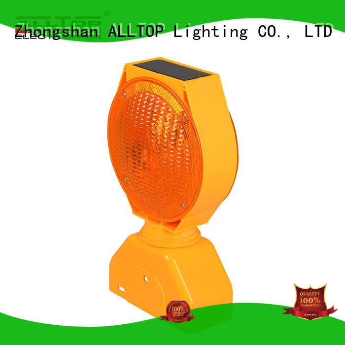 waterproof solar traffic signal wholesale for safety warning