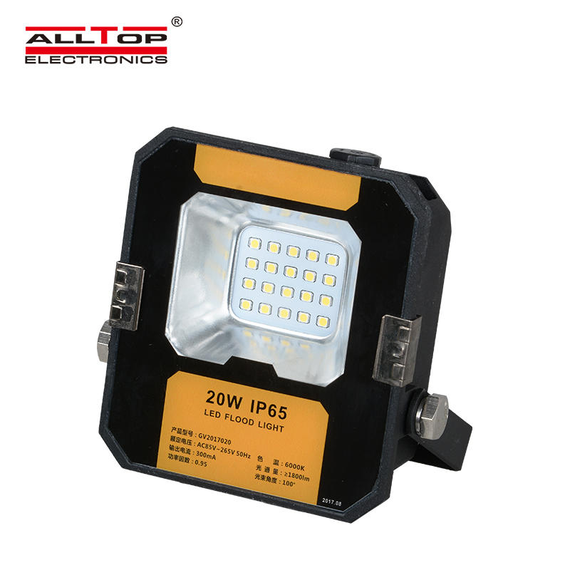 led flood light free design for warehouse ALLTOP-1