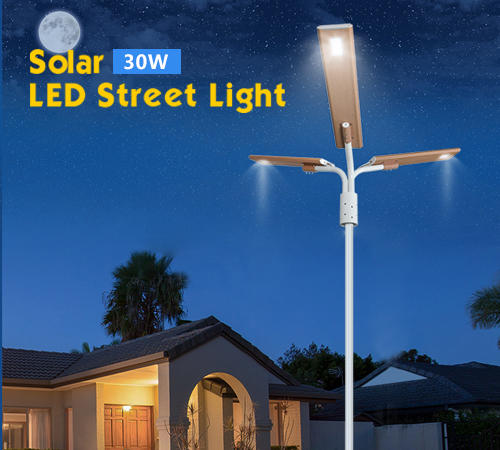ALLTOP outdoor integrated street light long lifespan for highway-2