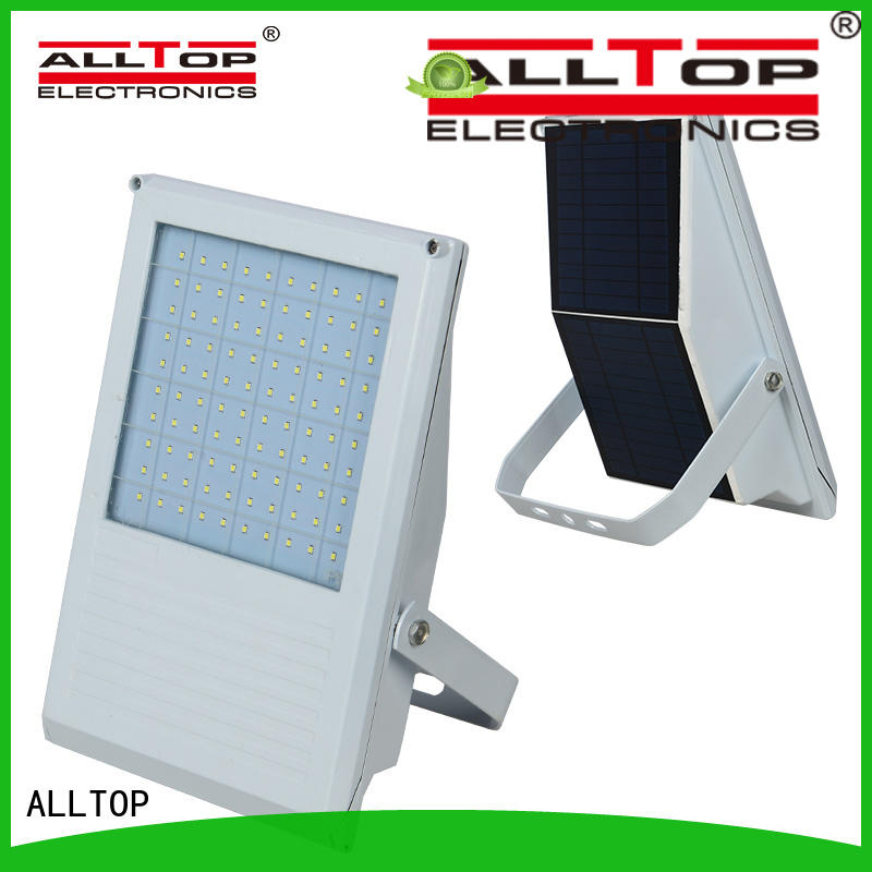 Hot solar flood lights big ALLTOP Brand