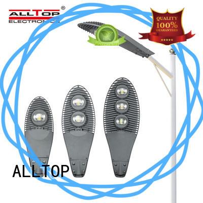 ALLTOP 60w led street light free sample for workshop