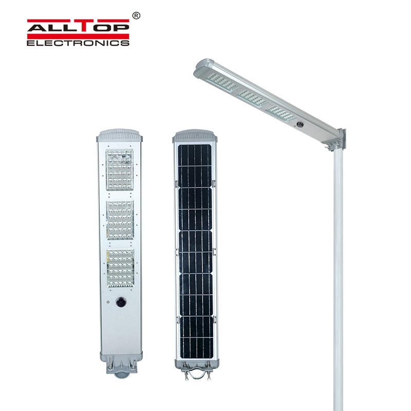 Outdoor intelligent integrated solar street light-3