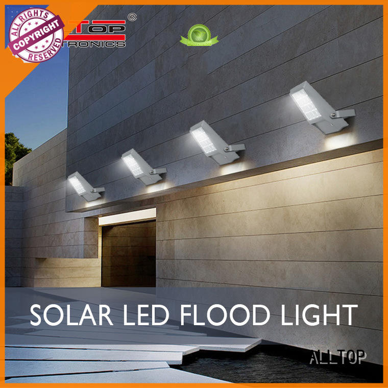 ALLTOP best solar flood lights custom for stadium