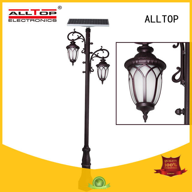 fancy design solar pillar lights by bulk for landscape