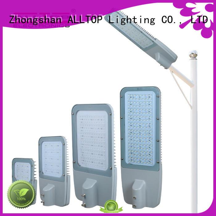 ALLTOP aluminum alloy 80w led street light company for lamp