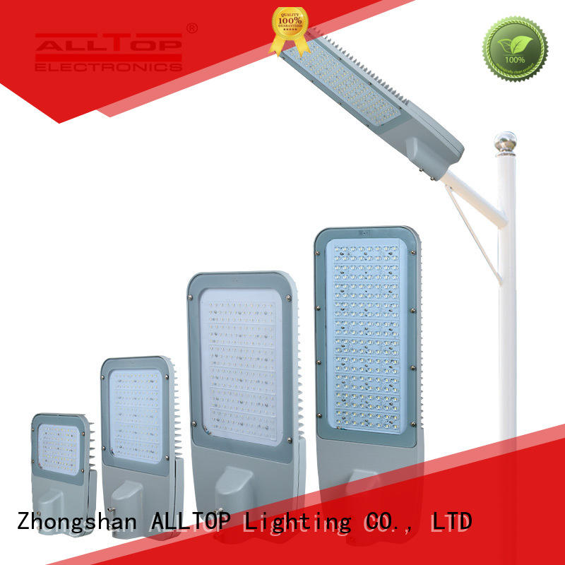 led street light pole low price ALLTOP