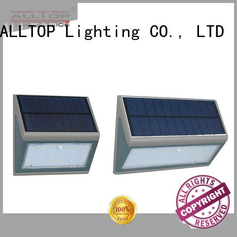washer solar led wall lamp certification for camping ALLTOP