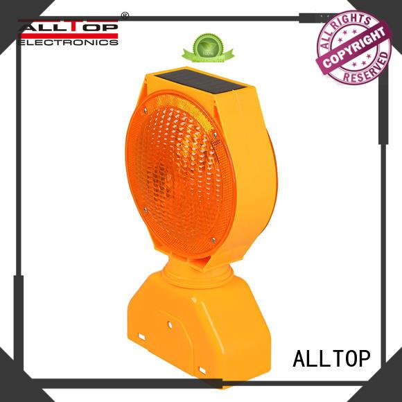 ALLTOP solar traffic light series for police