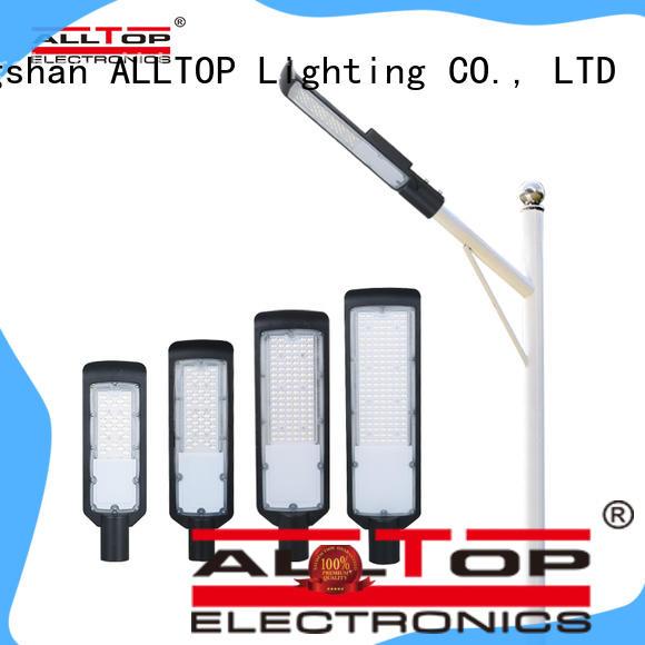 ALLTOP solar powered street lights factory company