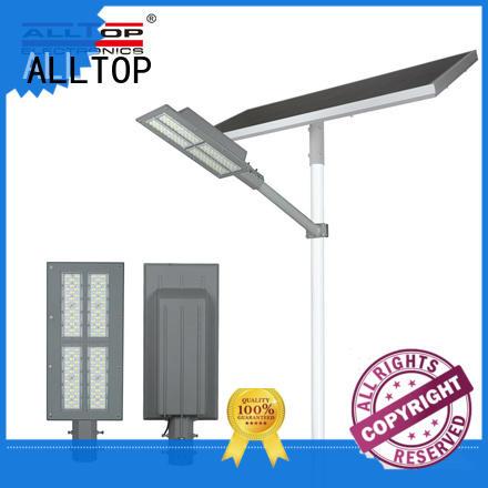 ALLTOP top selling 30w solar street light latest design for outdoor yard