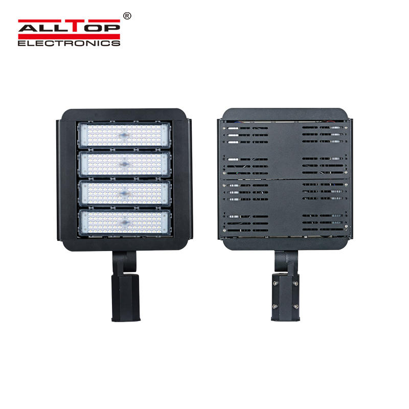 ALLTOP 50w led street light free sample for park-3