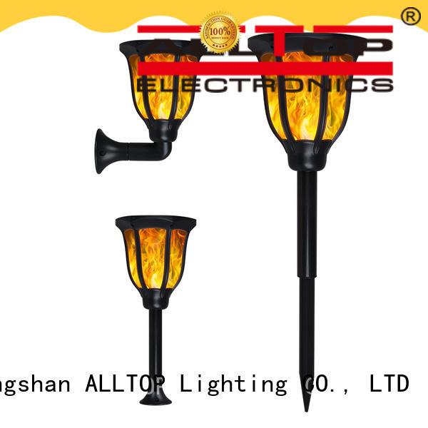 solar powered light post classical solar Bulk Buy decoration ALLTOP