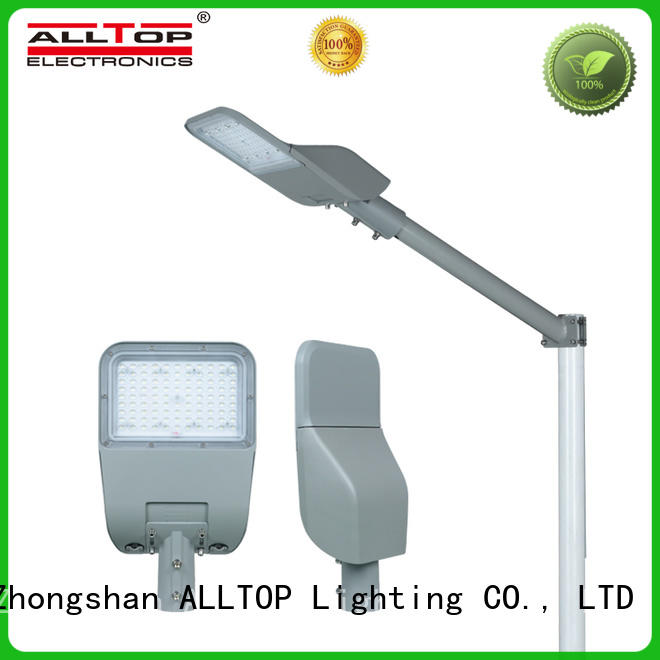 ALLTOP led street light wholesale company for high road