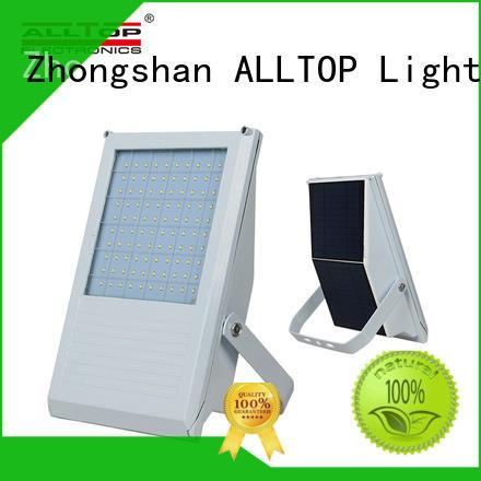 ALLTOP modern solar flood lights supply for stadium