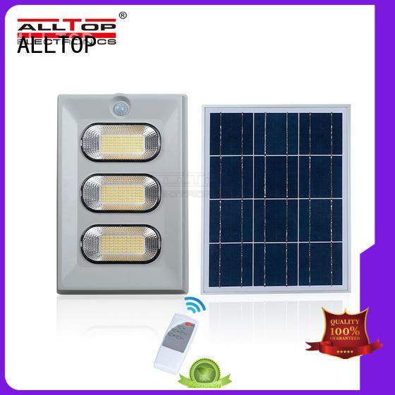 ALLTOP waterproof solar flood lamp ODM for spotlight