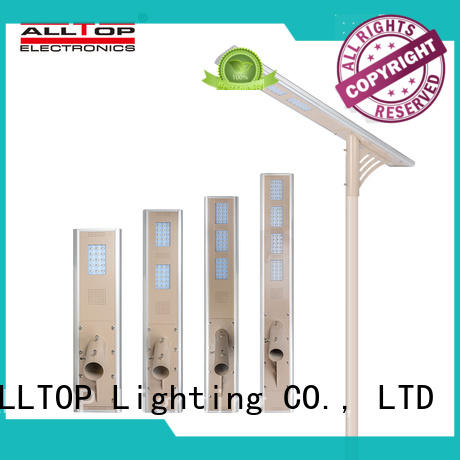 waterproof solar lamp factory direct supply for road