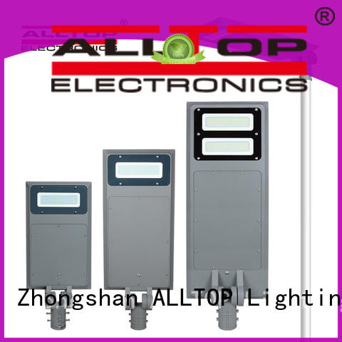 ALLTOP solar street light factory direct supply for garden