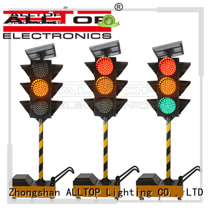 ALLTOP high quality traffic light lamp mobile for police