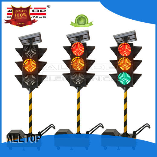 ALLTOP signal portable traffic signals led for safety warning