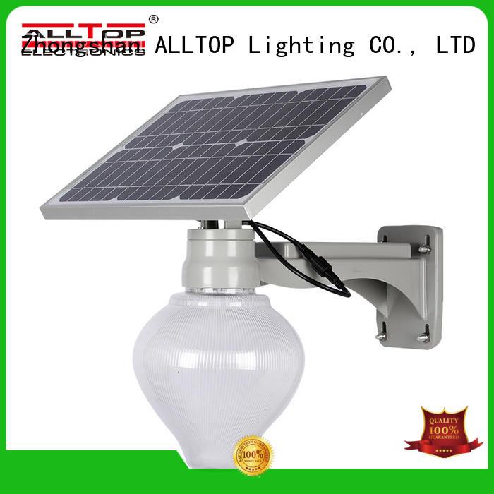 solar road lights factory for landscape
