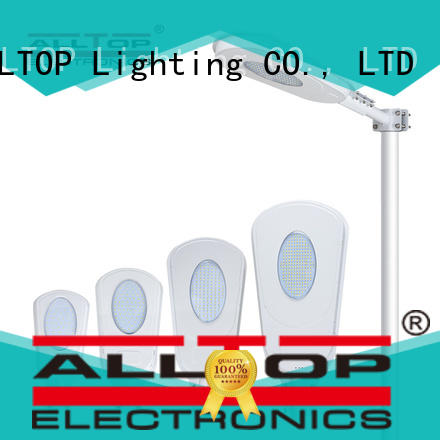 integrated all in one solar street courtyard light series for road