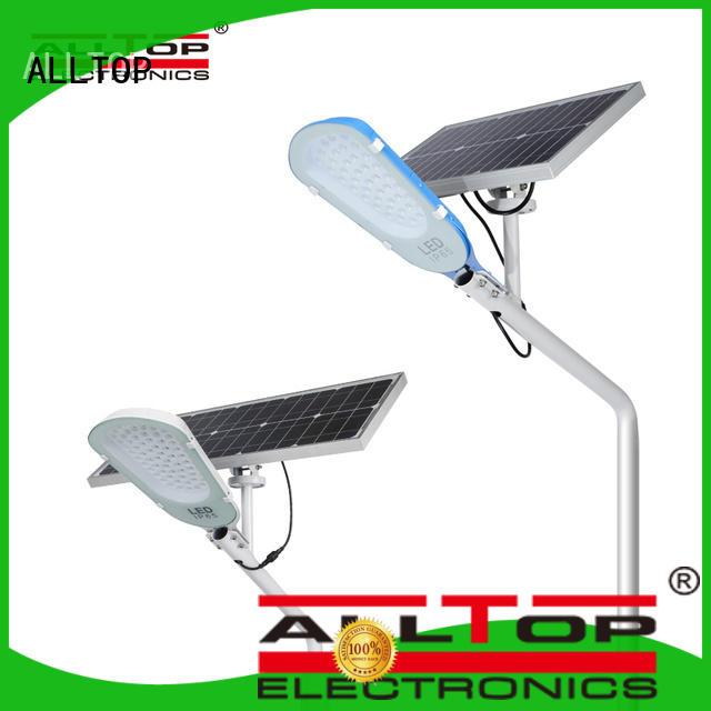 ALLTOP solar road lights series for outdoor yard