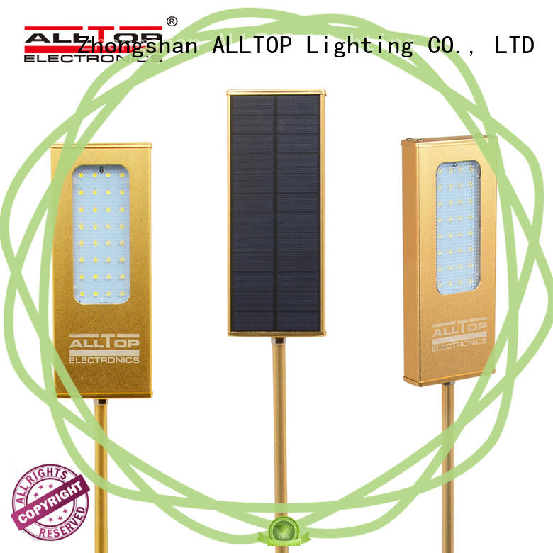 waterproof solar wall lights with good price for camping